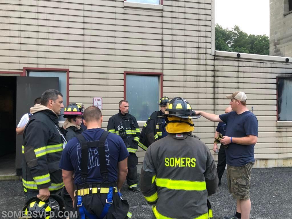 pre-drill briefing