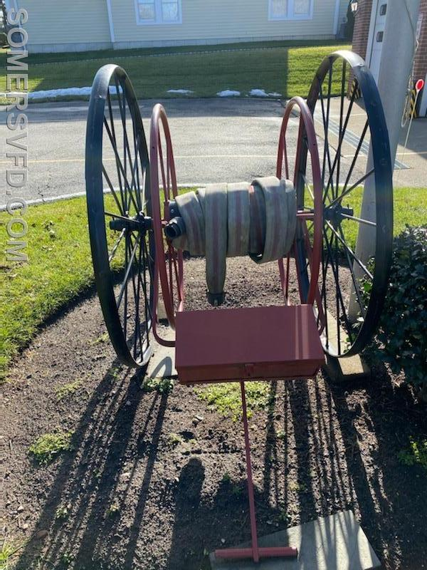 Original hose cart
